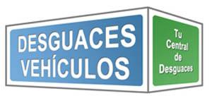 Logo Desguacesvehiculos.es