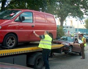 Gestionamos la recogida y baja definitiva en la DGT de tu vehículo viejo