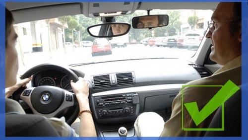 Examen práctico de conducir incluirá eficiencia al volante.